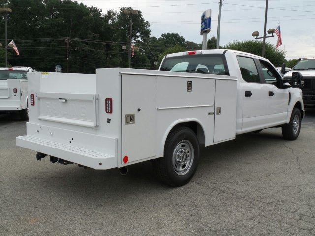 2017 F-250 Crew Cab, Reading Service Body #HEE21945 - photo 10
