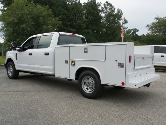 2017 F-250 Crew Cab, Reading Service Body #HEE21945 - photo 2