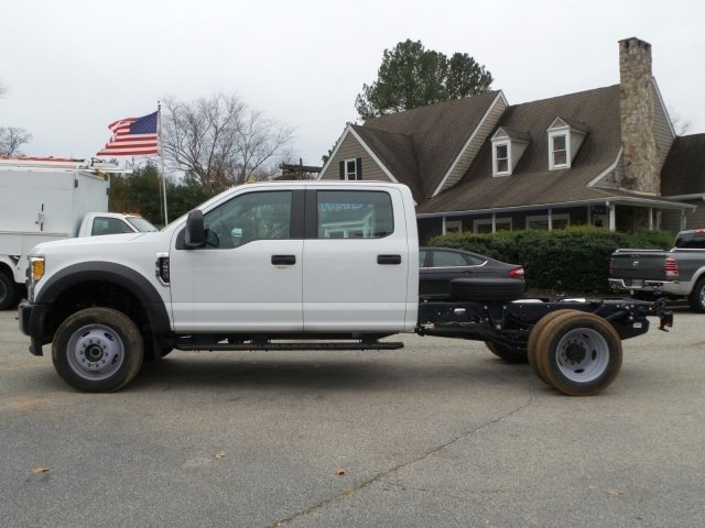 2017 F-550 Crew Cab DRW 4x4,  Cab Chassis #HEE34427 - photo 6