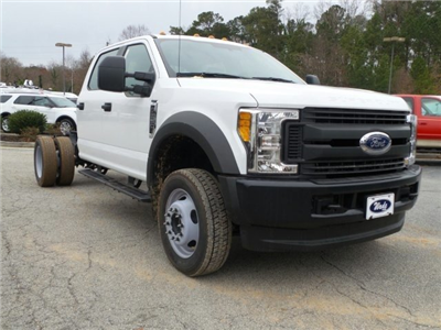 2017 F-550 Crew Cab DRW 4x4,  Cab Chassis #HEE34427 - photo 15