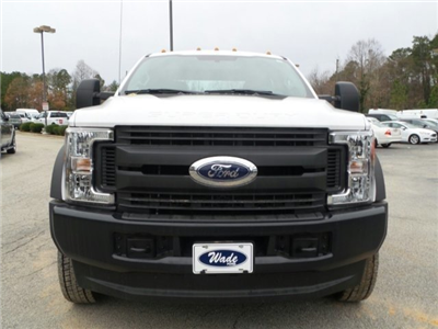 2017 F-550 Crew Cab DRW 4x4,  Cab Chassis #HEE34427 - photo 16