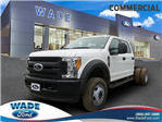 2017 F-550 Crew Cab DRW 4x4,  Cab Chassis #HEE34427 - photo 1