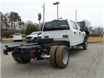 2017 F-550 Crew Cab DRW 4x4,  Cab Chassis #HEE34427 - photo 11