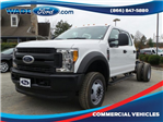 2017 F-550 Crew Cab DRW 4x4, Cab Chassis #HEE34428 - photo 1