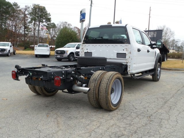 2017 F-550 Crew Cab DRW 4x4, Cab Chassis #HEE34430 - photo 8