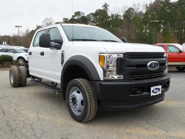 2017 F-550 Crew Cab DRW 4x4, Cab Chassis #HEE34430 - photo 12