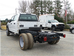 2017 F-550 Crew Cab DRW 4x4, Cab Chassis #HEE34430 - photo 1