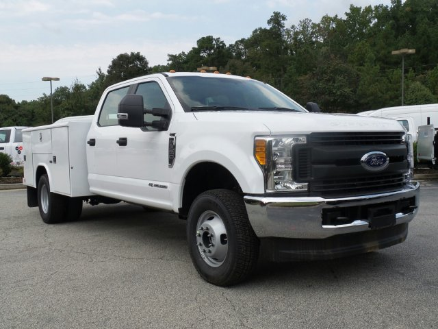 2017 F-350 Crew Cab DRW 4x4, Reading Service Body #HEE35811 - photo 15