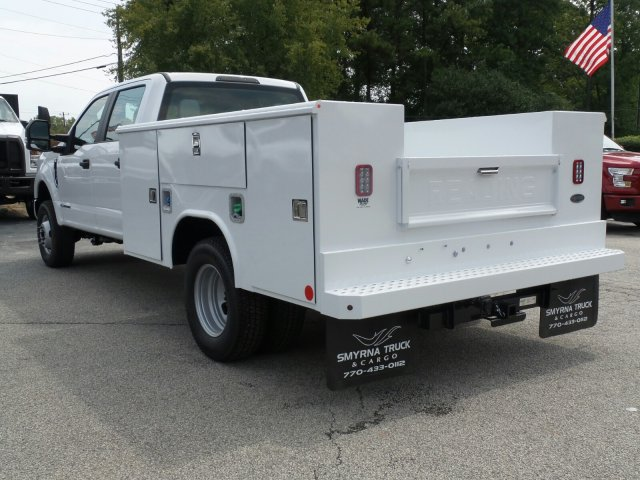 2017 F-350 Crew Cab DRW 4x4, Reading Service Body #HEE35811 - photo 2