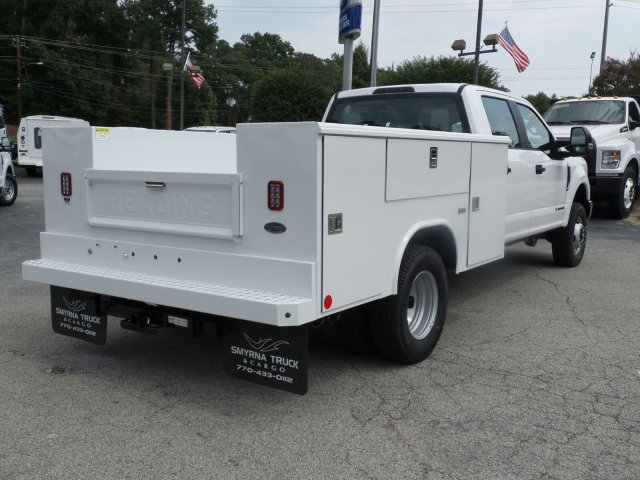 2017 F-350 Crew Cab DRW 4x4, Reading Service Body #HEE35811 - photo 9
