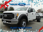 2017 F-550 Crew Cab DRW 4x4 Cab Chassis #HEE86198 - photo 1