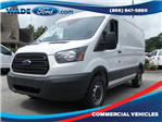 2017 Transit 250 Medium Roof, Cargo Van #HKA36080 - photo 1
