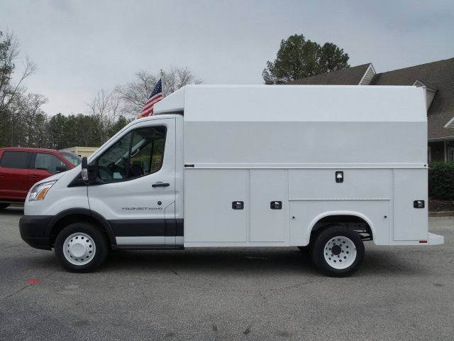 2017 Transit 350 HD Low Roof DRW, Knapheide Service Utility Van #HKA54091 - photo 3