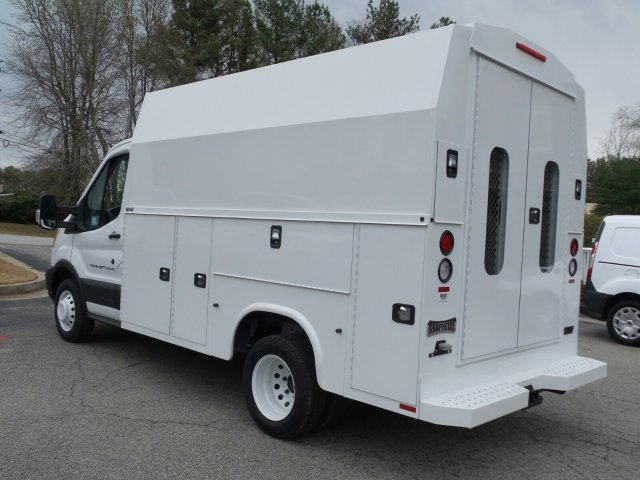 2017 Transit 350 HD Low Roof DRW, Knapheide Service Utility Van #HKA54091 - photo 2