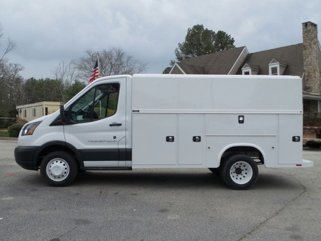 2017 Transit 350 HD Low Roof DRW, Knapheide Service Utility Van #HKA57824 - photo 3