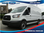 2017 Transit 250 High Roof, Cargo Van #HKB24764 - photo 1