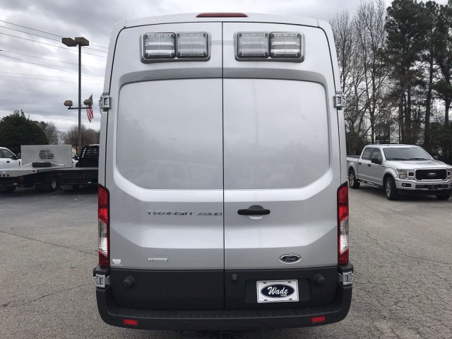 2017 Transit 350 HD High Roof DRW 4x2, Upfitted Cargo Van #HKB32280 - photo 13