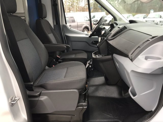 2017 Transit 350 HD High Roof DRW 4x2, Upfitted Cargo Van #HKB32280 - photo 14