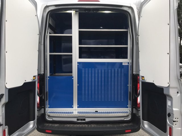 2017 Transit 350 HD High Roof DRW 4x2,  CTECH Manufacturing Upfitted Cargo Van #HKB32280 - photo 1
