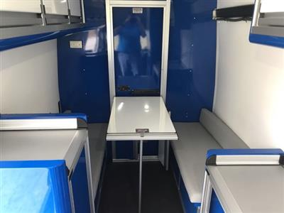 2017 Ford Transit 350 HD High Roof DRW 4x2, CTECH Manufacturing Mobile Work Shop Upfitted Cargo Van #HKB32280 - photo 4
