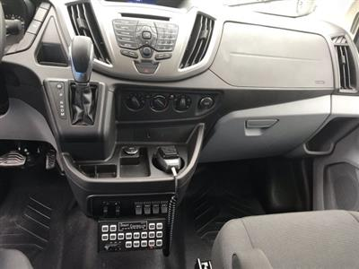 2017 Transit 350 HD High Roof DRW 4x2, Upfitted Cargo Van #HKB32280 - photo 18