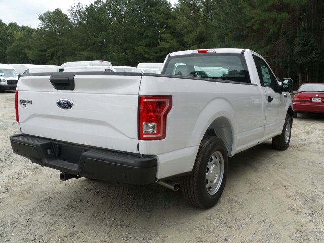 2017 F-150 Regular Cab Pickup #HKD27264 - photo 8