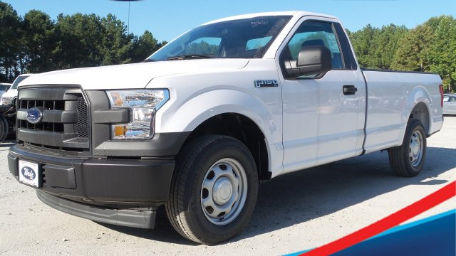 2017 F-150 Regular Cab Pickup #HKD27265 - photo 1