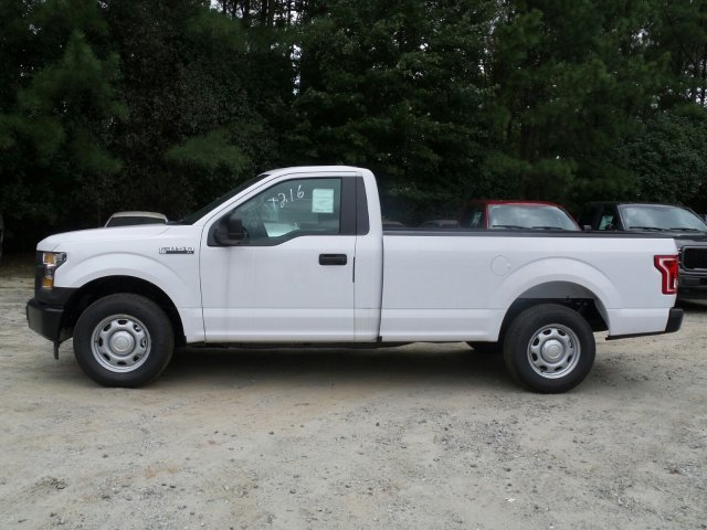 2017 F-150 Regular Cab Pickup #HKD27271 - photo 3
