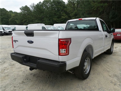 2017 F-150 Regular Cab Pickup #HKD27271 - photo 8