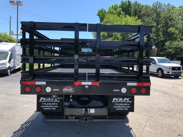 2018 F-750 Regular Cab DRW 4x2,  Stake Bed #JDF04095 - photo 5