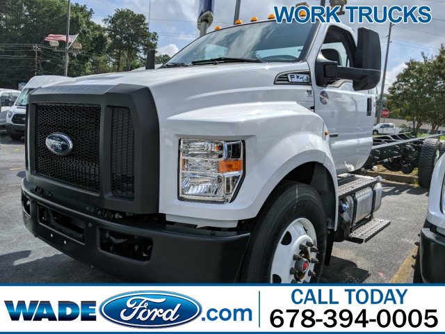 2018 Ford F-750 Regular Cab DRW 4x2, Cab Chassis #JDF06503 - photo 1