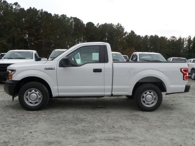 2018 F-150 Regular Cab, Pickup #JFA55083 - photo 3