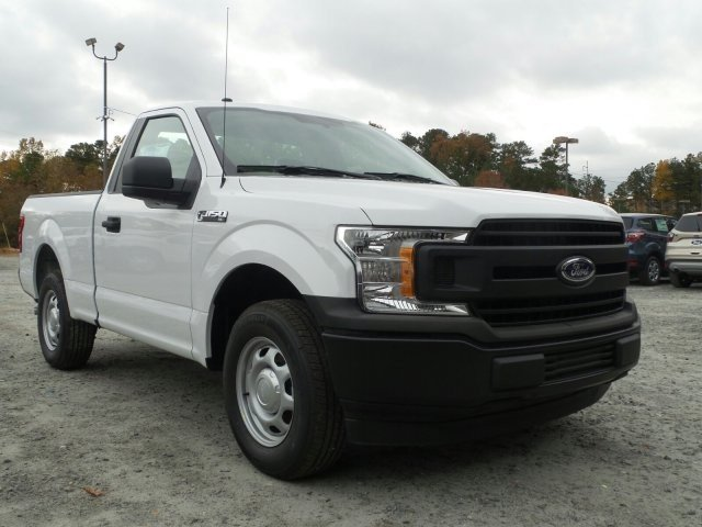 2018 F-150 Regular Cab, Pickup #JFA55083 - photo 11