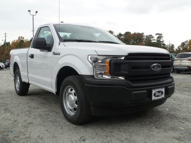 2018 F-150 Regular Cab, Pickup #JFA55084 - photo 11