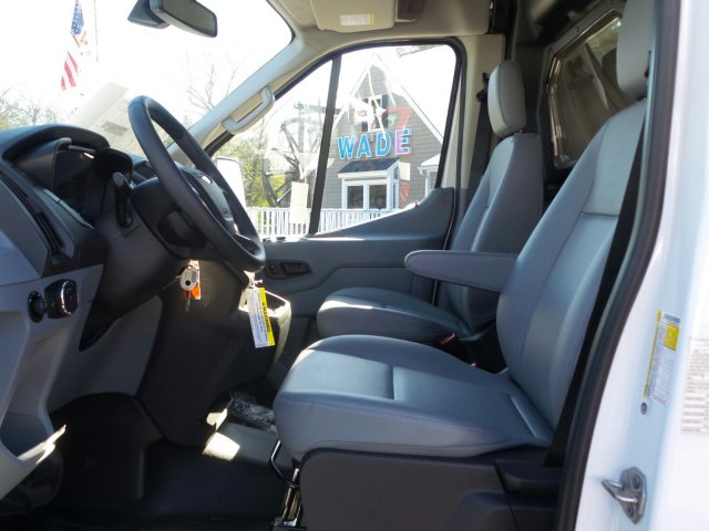 2018 Transit 250 Medium Roof, Van Upfit #JKA16700 - photo 3