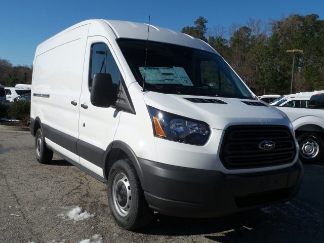 2018 Transit 250 Medium Roof, Van Upfit #JKA16700 - photo 13