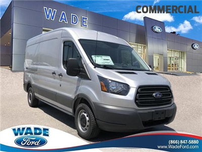 2018 Transit 250 Med Roof 4x2,  Empty Cargo Van #JKA83340 - photo 1