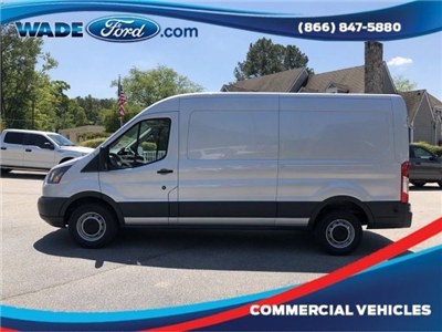 2018 Transit 250 Med Roof 4x2,  Empty Cargo Van #JKA83340 - photo 3
