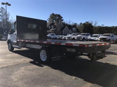 2018 Transit 350 HD DRW 4x2,  Smyrna Truck Platform Body #JKA97573 - photo 2