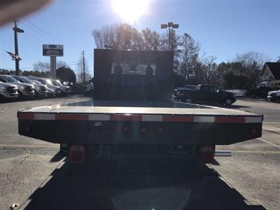 2018 Transit 350 HD DRW 4x2,  Smyrna Truck Platform Body #JKA97573 - photo 6