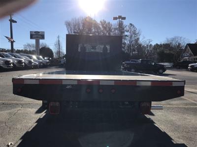 2018 Transit 350 HD DRW 4x2,  Smyrna Truck Platform Body #JKB23207 - photo 6