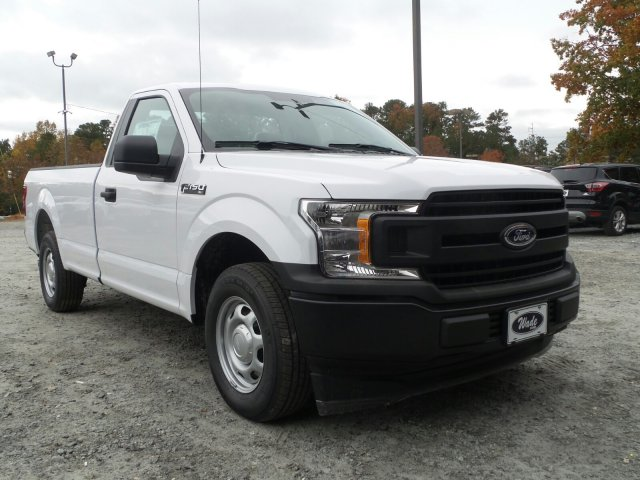 2018 F-150 Regular Cab Pickup #JKC18205 - photo 10