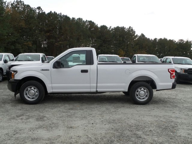 2018 F-150 Regular Cab Pickup #JKC18205 - photo 3