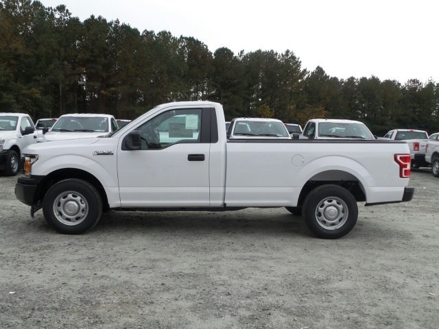 2018 F-150 Regular Cab, Pickup #JKC46442 - photo 3