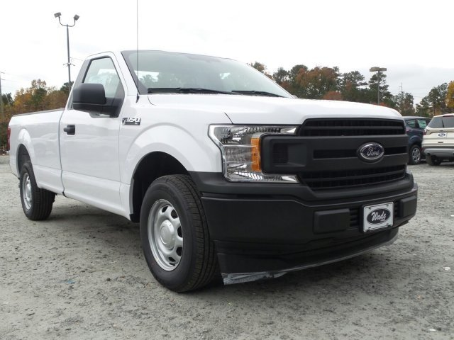 2018 F-150 Regular Cab, Pickup #JKC46442 - photo 11