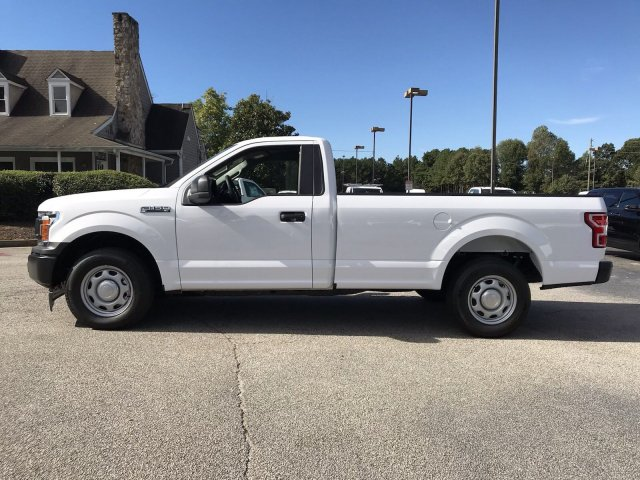 2018 F-150 Regular Cab 4x2,  Pickup #JKE27637 - photo 5
