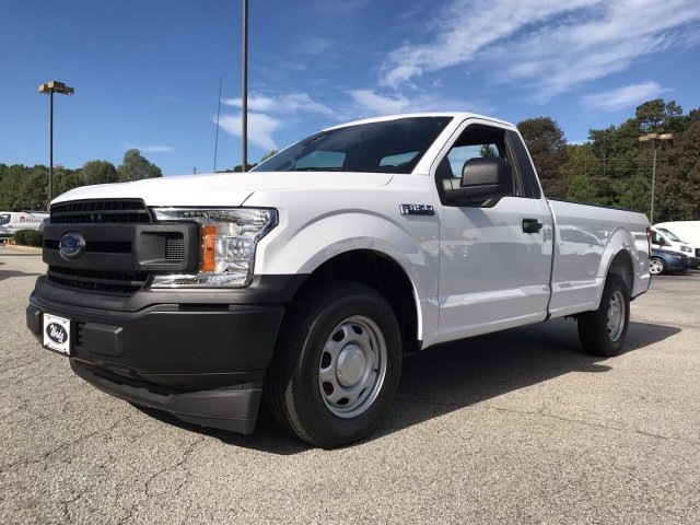 2018 F-150 Regular Cab 4x2,  Pickup #JKE42954 - photo 1