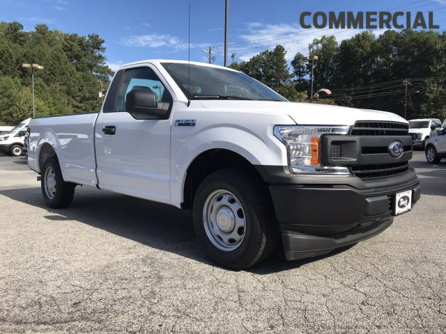 2018 F-150 Regular Cab 4x2,  Pickup #JKE42958 - photo 3