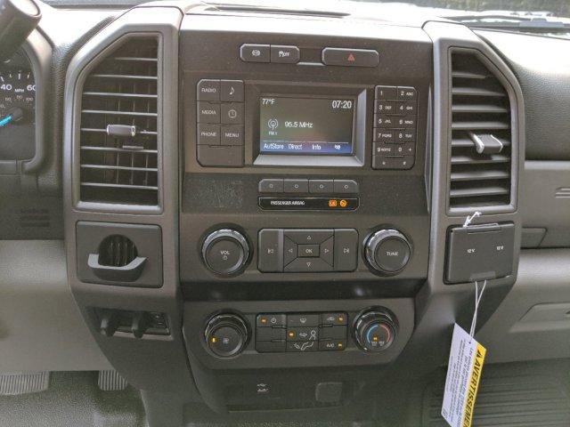 2019 F-550 Regular Cab DRW 4x2,  Smyrna Truck Platform Body #KDA17634 - photo 14