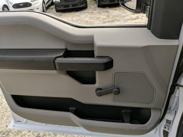 2019 F-550 Regular Cab DRW 4x2,  Smyrna Truck Platform Body #KDA17634 - photo 24